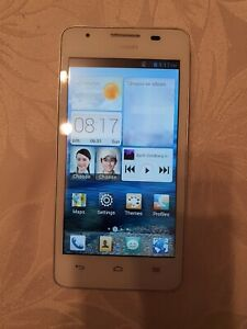 Huawei Ascend G510 - 1GB - White (Unlocked) Smartphone