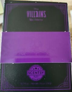 Scentsy Wax Melts Bundle of 3 Disney Villains