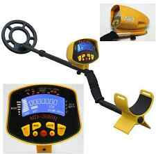 MD-3010II LCD with light display Underground Metal Detector Free shipping
