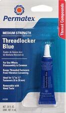 MEDIUM STRENGTH THREADLOCKER BLUE .20 FL OZ PERMATEX