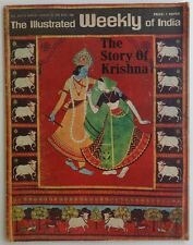 Illustrated Weekly of India 27 August 1972 issue The Story of Krishna
