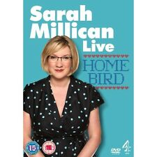 Sarah Millican Home Bird 6867441054597 DVD Region 2