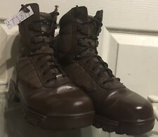 Brown ARMY ISSUE Bates Lightweight Tactical Combat Boots male 8 m bt18m