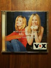 Heart And Soul New Songs From Ally McBeal Featurin (1999) CD