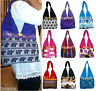 Hippy Shoulder Bag Handbag Tote Elephant Beach Holiday Travel Hippie Gypsy