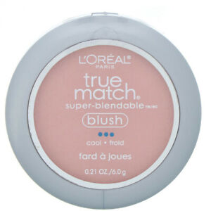 L'Oreal, True Match Super-Blendable Blusher, C1-2 Baby Blossoms, .21 oz (6 g)