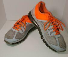New listing Nike Air Max + 2013 Wolf Grey Dark Grey Total Crimson Men's Size 12 554886-009