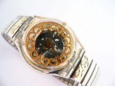 "Swatch Watch ""ASETRA"" Swiss Made Orologio da polso 1992 Gk137"