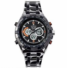 GLOBENFELD SUPER SPORT SPORTS WATCH WITH 5 YEAR WARRANTY - RRP £525