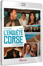 The Corsican File NEW Cult Blu-Ray Disc Jean Reno France