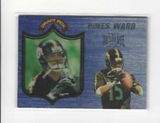 1998 Absolute Hobby #16 Hines Ward RC Rookie Steelers