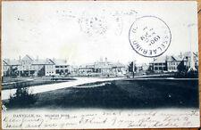 1905 Danville, Illinois Raphael Tuck Postcard: Soldiers Home - IL Ill
