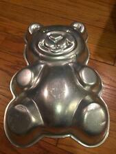 Vintage 1986 Wilton Teddy Bear #2105-9402 CAKE PAN
