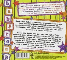 Rockabye Baby! Lullaby Renditions of Led Zeppelin CD- Brand New -Fast Ship- CD
