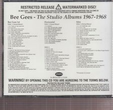 bee gees l1st horizontal idea 6x cd's promo the studio albums 1967 - 1968