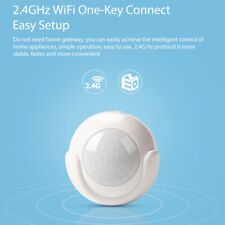 Wireless WiFi Pir Motion Sensor Detector for Smart Home Automation