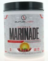 Purus Labs MARINADE (1.23 Lbs) The Greatest Clinically Dosed Pre-Workout Orange