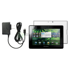 NEW Battery Wall Charger+LCD Screen Protector for BlackBerry Playbook 800+SOLD