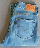 Damen Jeans LEVIS LEVI´S 314 Shaping Straight 19631-0049 East Side W27 L32