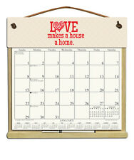 LOVES MAKES - CALENDAR WITH 2018, 2019 & AN ORDER FORM FOR 2020.