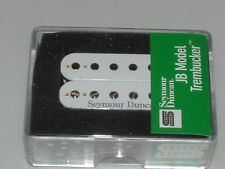Seymour Duncan TB-4 JB Trembucker WHITE Guitar Bridge Pickup New with Warranty