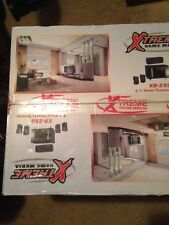 Xtreme Home Media XB-250 Home Theater System