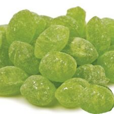 Claey's Green Apple Sanded Hard Candy, 2 lbs. ~ YANKEETRADERS ~ FREE SHIPPING