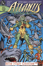 Atlantis Chronicles (Dc) (Aquaman) (Peter David) (1990 Series) #4 Very Fine
