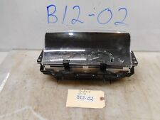 2004 LAND ROVER DISCOVERY II OEM INSTRUMENT CLUSTER YAC001490 LR-0017-003