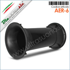 "Tubo reflex da 6"" Aeroport(TM) per subwoofer da SPL - Tubo 15x30cm + flange"
