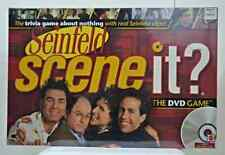 SCENE IT? SEINFELD Trivia Game w/ DVD 2008 by Mattel Unopened Shrink Wrapped