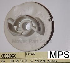 Original Arrancador de Retroceso Polea Volante se adapta a HUSQVARNA 135, 140, 435 435e, 440 E