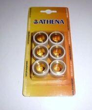 ATHENA KIT 6 RULLI VARIATORE 24X18X31GR per SUZUKI AN BURGMAN 250 4T LC