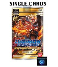 Digimon Card Game Great Legend Power Up Pack Single Cards ENGLISH TCG Singles