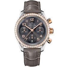 Omega Seamaster Chronograph Wristwatches