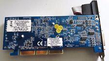 PNY GeForce 6200 DDR2 256MB AGP DVI VGA TV-Out G606200A8E24L GRAPHICS CARD