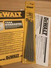 DeWalt DT7206 PR2 PH2 Drywall Screwdriver Bits DCF6201 DCF620 - Pack of 5
