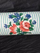 Waverly Floral Wallpaper Rolls For Sale Ebay