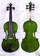 4/4 Violin Electric Violin Acoustic Violin Maple wood Spruce Big jack 5 string