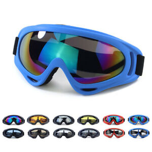 Cycling Sunglasses Windproof Goggles Outdoor Sports Bike Riding Glasses Eyewear