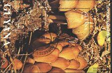 Guyana Block143 (kompl.Ausg.) gestempelt 1991 Pilze