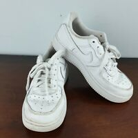 Nike Air Force 1 Low Junior 314193-115 White UK 1 EUR 33