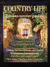Country Life - May 18, 2011 - Summer gardens - Are you a real country gent?