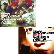 SHINEE [LUCIFER] 2nd Album A/B Ver RANDOM CD+FotoBuch K-POP SEALED
