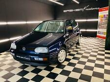 VW Golf III 89.000km original milage, car looks like new