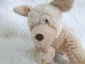 Build a Bear Labrador  Golden Retriever Lab Golden Dog Puppy Plush Stuffed Toy