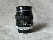 Canon 50mm FD f/1.4 S.S.C. Camera Lens, Japan.