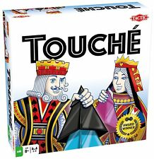 Tactic Games Touche: Family Board Game Ages 8 plus, 2-6 players