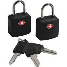 PacSafe Prosafe 620 TSA-Accepted Luggage Locks - Black