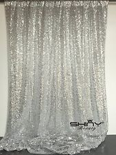 4FT*6FT Silver Sequin Photo Backdrop,Wedding Photo Booth,Photography Background